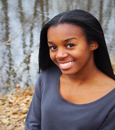Lauren Hamme, Student Ambassador for the Department of Sociology and Anthropology